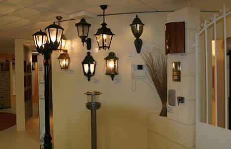 Jean Paul CHACUN à La Roche sur Yon (Vendée) - Electricité général, réverbère, lampadaire